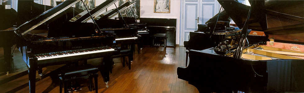 Pecar Piano Center Gorizia